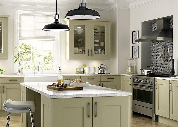 cozinha cor clara