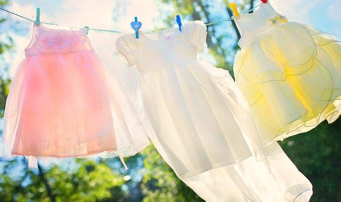 organização lavanderia