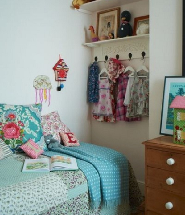 quarto de criança compartilhado