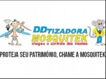 DEDETIZADORA MOSQUITEK