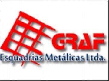 ESQUADRIAS METÁLICAS GRAF