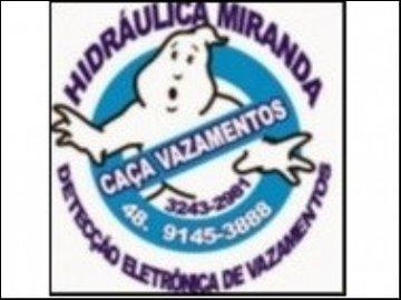 MIRANDA CAÇA VAZAMENTOS