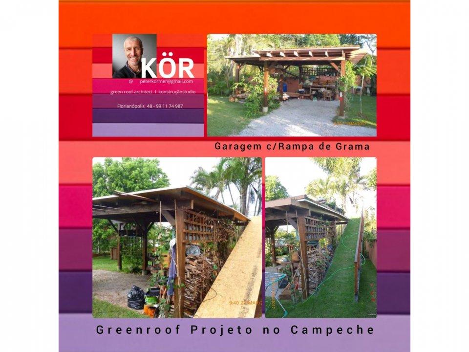 PETER KORMER > Telhado Verde > Greenroof Arq