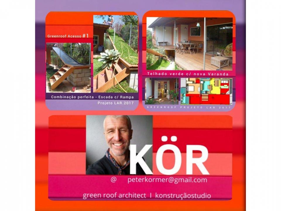 Green Roof Arquitetura Florianopolis > Telhado