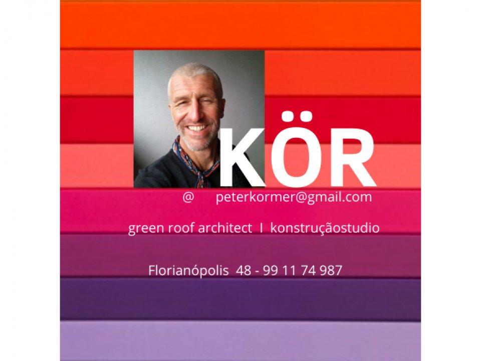 GREEN ROOF ARQUITETURA > TELHADO VERDE .>  P