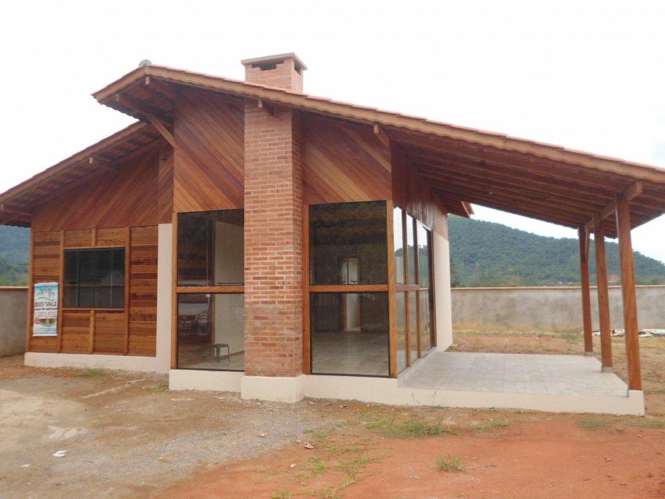 Projeto com total de área construída de 88 m²