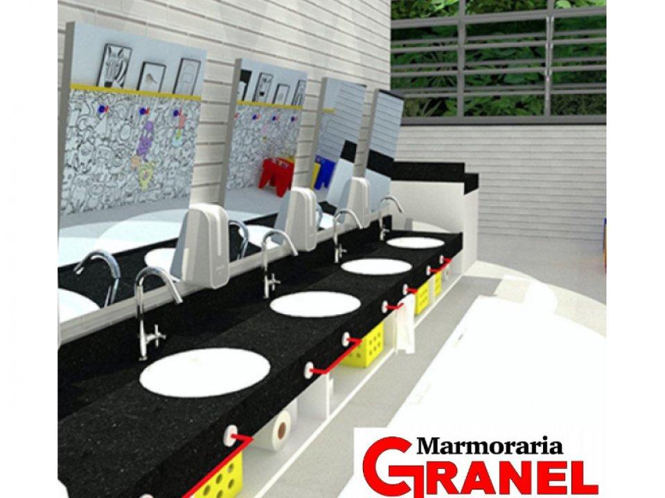 Banheiros personalizados e sob medida!