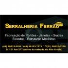 SERRALHERIA FERRÃO