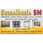 SERRALHERIA SM