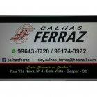 CALHAS FERRAZ