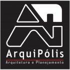 ARQUIPÓLIS ARQUITETURA E PLANEJAMENTO
