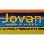 JOVAN MATERIAIS DE CONSTRUÇÃO