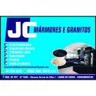 JC MÁRMORES E GRANITOS