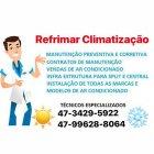 REFRIMAR CLIMATIZAÇÃO