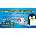 PROVENTOS CLIMATIZAÇÃO