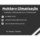 MULTSERV CLIMATIZAÇÃO E INSTALAÇÕES