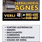 SERRALHERIA AGNES