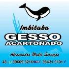 IMBITUBA GESSO ACARTONADO