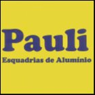 ESQUADRIAS DE ALUMÍNIO PAULI