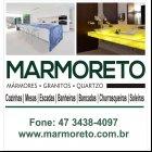 MARMORETO MÁRMORES GRANITOS QUARTZOS