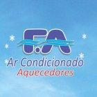 F.A AR CONDICIONADO E AQUECEDORES